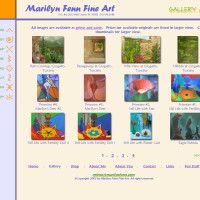Marilyn Fenn Fine Art - Gallery