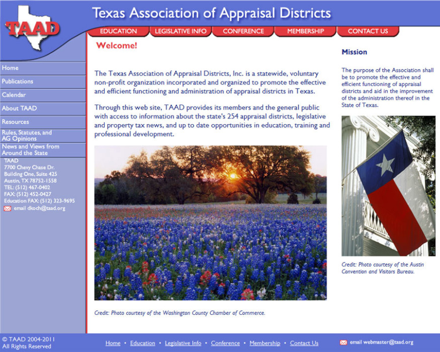 Texas Association of Appraisal Districts