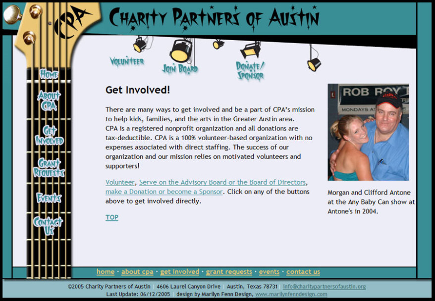 Charity Partners of Austin
