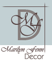 Marilyn Fenn Decor Logo, v1