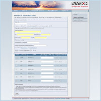 Wayson Inc website
