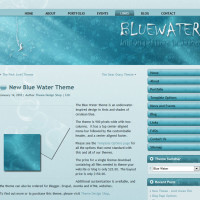 Blue Water Blog Page