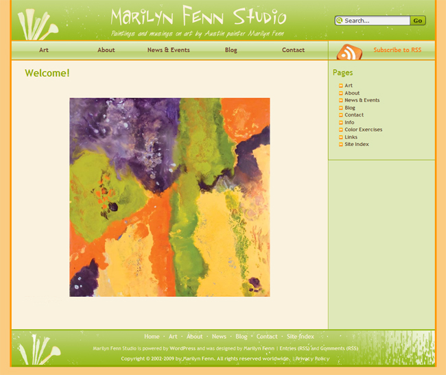 Marilyn Fenn Studio v4