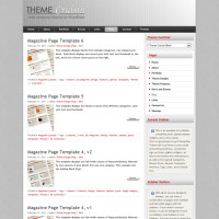 Theme Cruisin - Blog