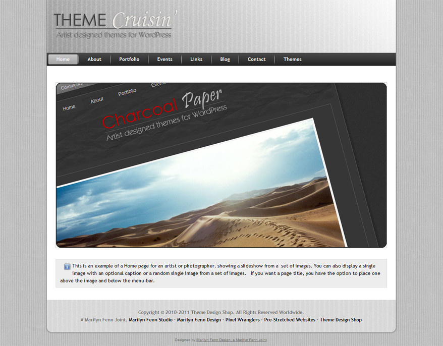 Theme Cruisin - Home Page