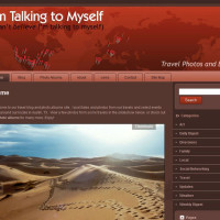 I'm Talking to Myself website v5