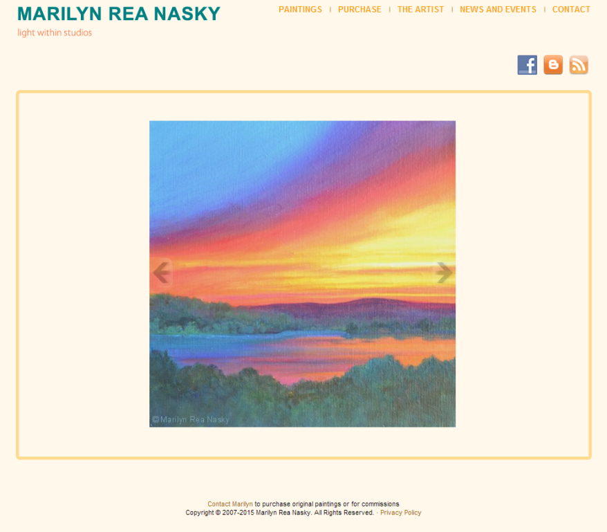 Marilyn Rea Nasky - Light Within Studios