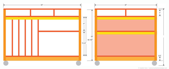 Framing Table Design