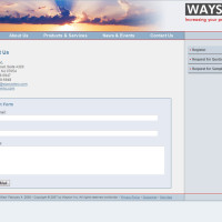 Contact Us - Wayson Inc