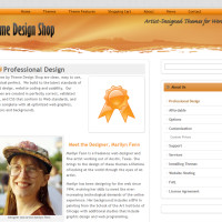 Theme Design Shop - About - Professional design