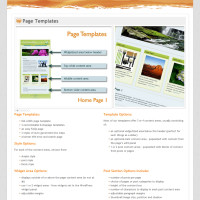 Theme Design Shop - Page Templates