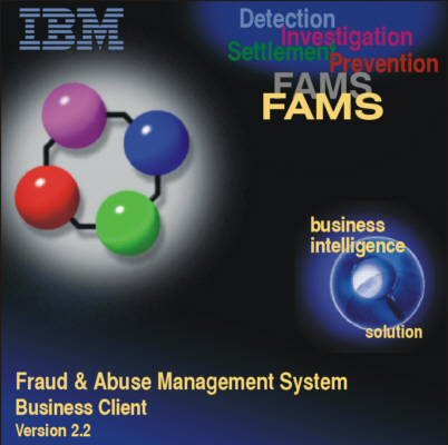 IBM FAMS CD Cover Front