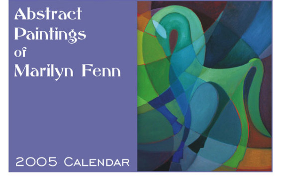 Marilyn Fenn Calendar Cover