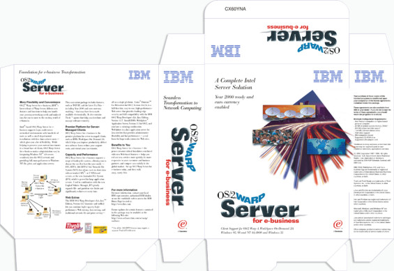 Warp Server for e Business Box Graphics